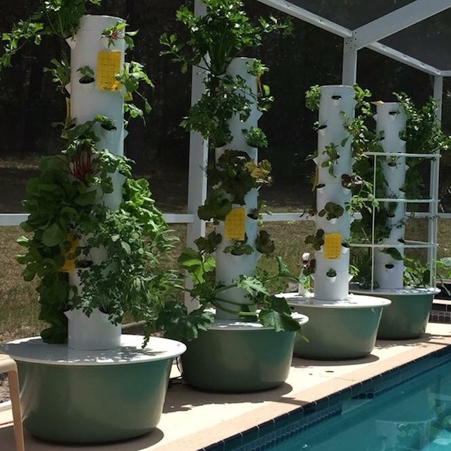 20 Places You Can Tower Garden Photos