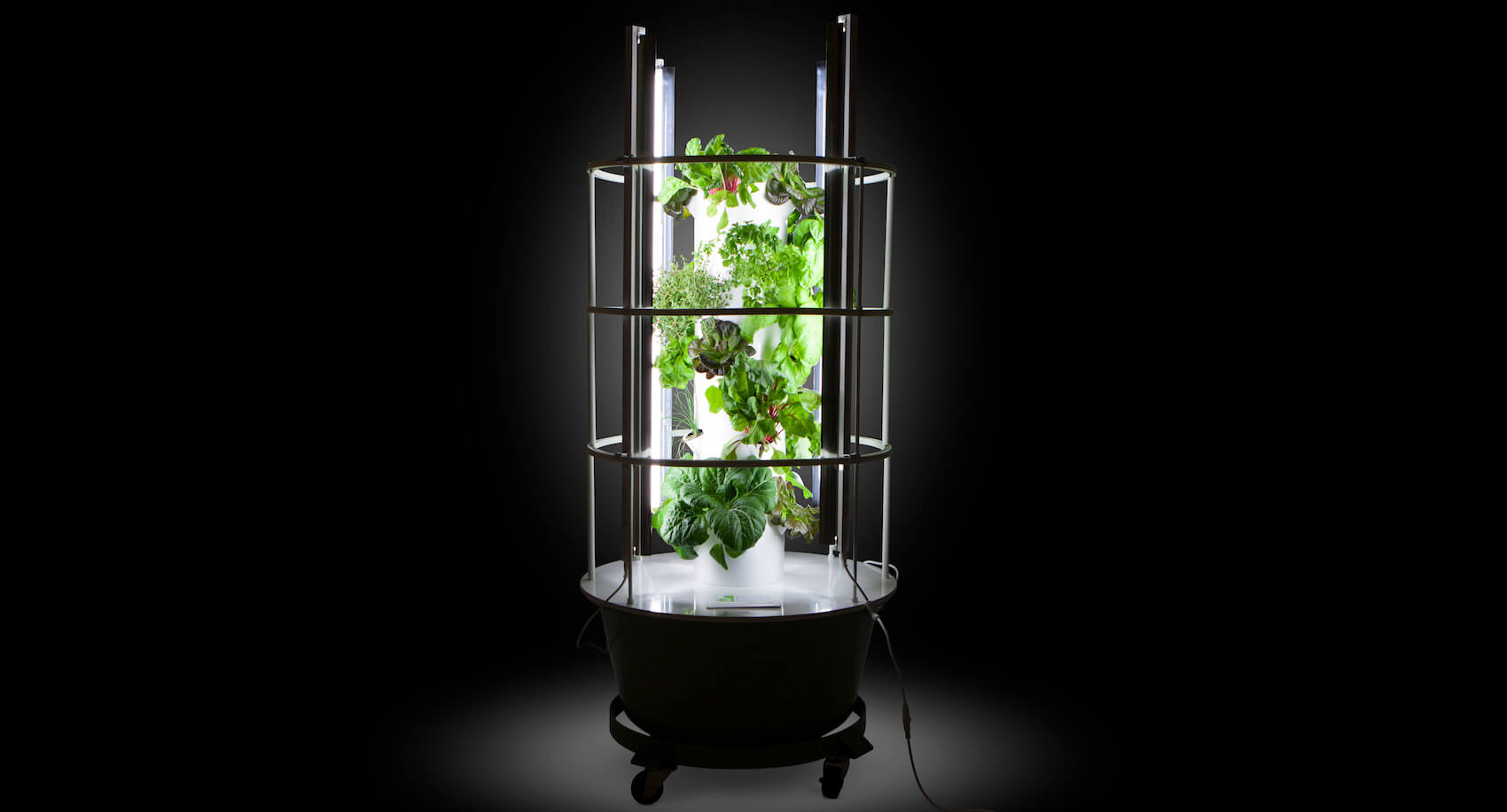 Tower Garden System Promises A Low Maintenance Indoor ...