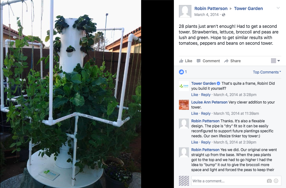 "12 Tower Garden ""Tricks"" That Will Surprise and Delight"